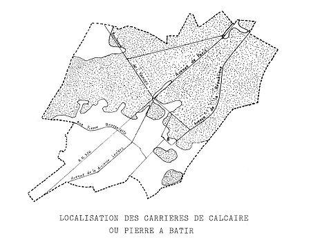 05 Localisation des carrières de pierre