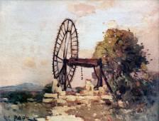 4 Vieille carrière, 1919, Jean-Constant Pape