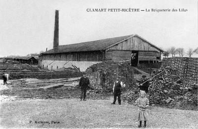 40 La briqueterie des Lilas au Petit-Bicêtre