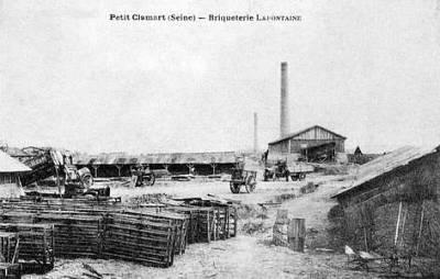 41 La briqueterie Lafontaine au Petit-Clamart